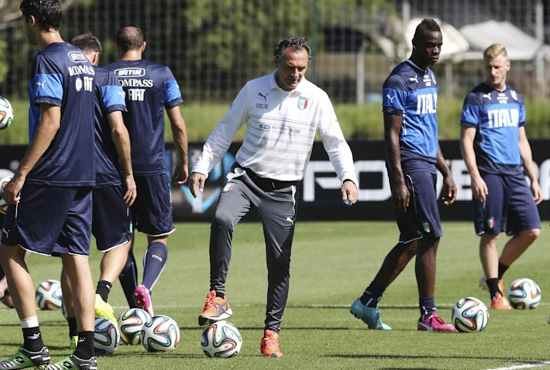 Italy relying on tropical fruits for jungle match