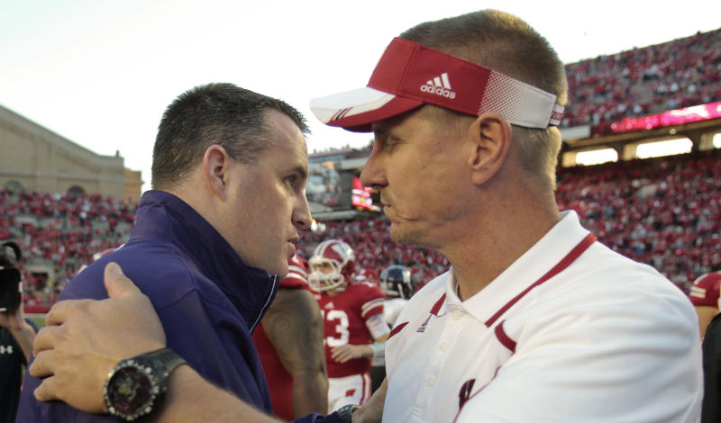 No. 25 Wisconsin gets big-game win it craved