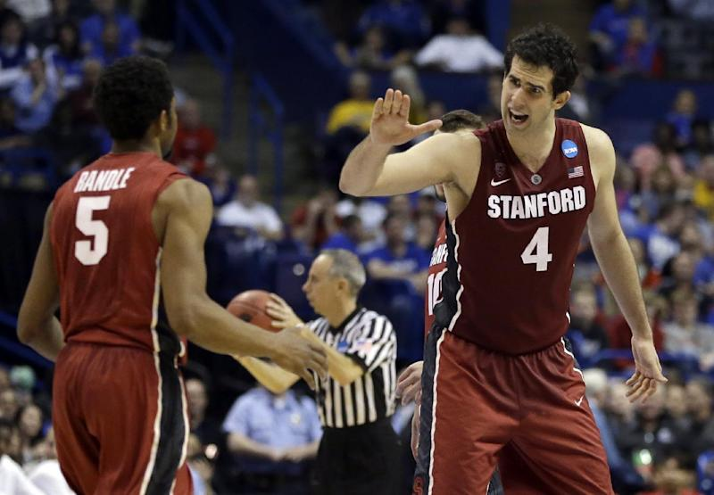 Stanford knocks off No. 7 New Mexico