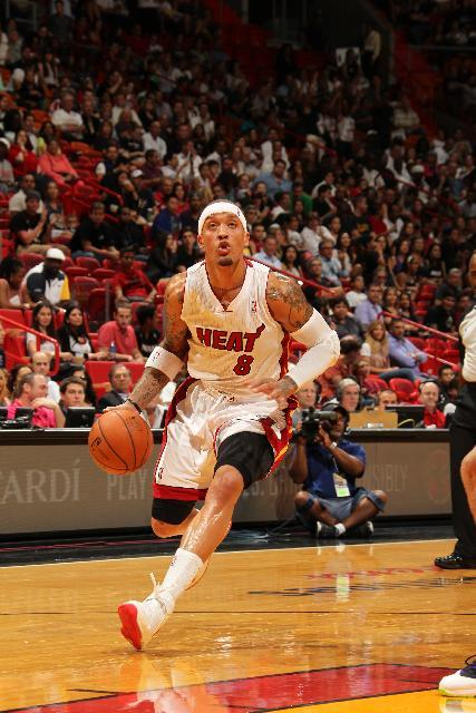 Beasley's new start in Miami has arrived