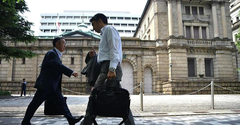 BoJ gives equities a boost before Fed