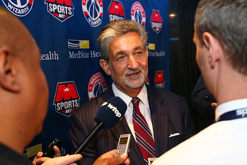 Wizards owner: High arena rent makes it hard to compete