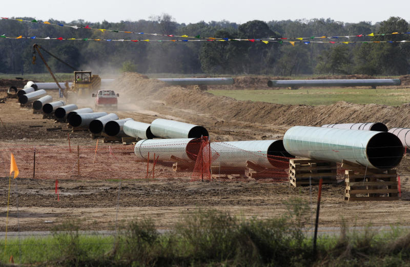 New safety requirements set for Keystone pipeline