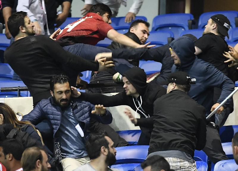 UEFA gives suspended bans to Lyon and Besiktas