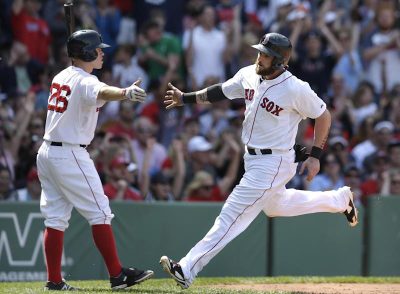 Red Sox win 7th straight, beat Rays 4-0