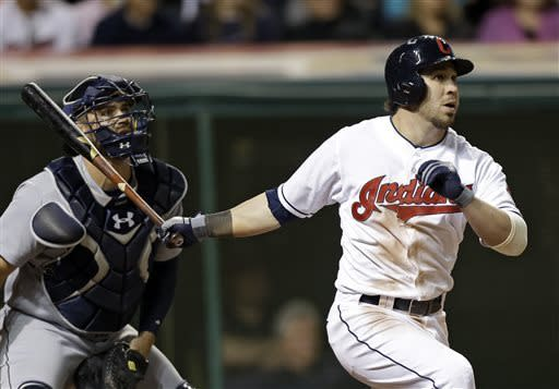 Kipnis' 10th-inning homer gives Indians 6-3 win