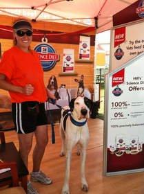 Hill's(R) Science Diet(R) 'Vets Know Best' Tour Gets Tails Wagging at the Deep Ellum Arts Festival in Dallas
