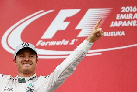 Nico Rosberg extends Formula One lead with win in Japan