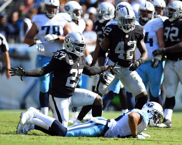 Titans' Marcus Mariota can't deliver another late TD in loss to Raiders