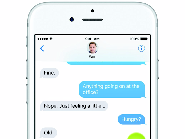 Apple has reportedly made mockups of its long-rumored iMessage for Android
