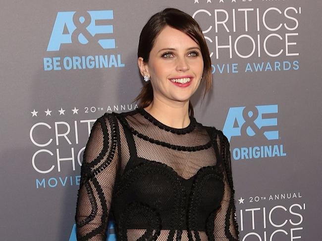 Felicity Jones and Kathleen Kennedy explain those Rogue One reshoots