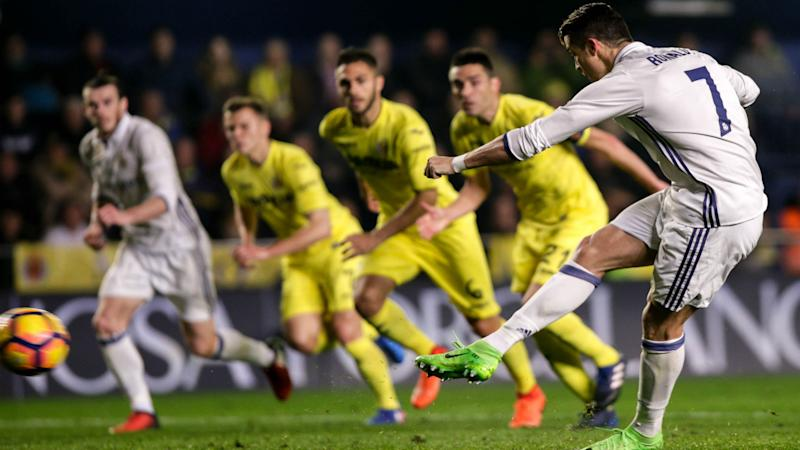 CONFIRMED lineups: Villarreal vs Real Madrid, 2017 La Liga