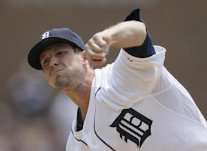 Drew Smyly was part of the package the Rays received for David Price. But was it enough? (AP Photo)