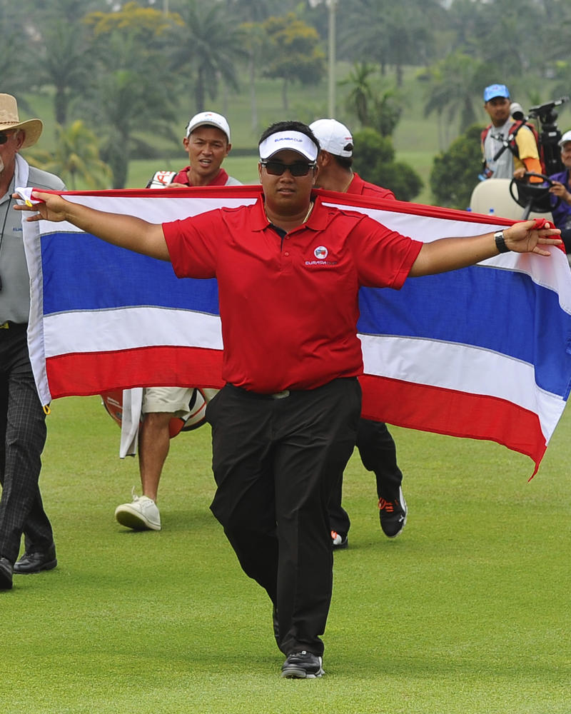 Asia stages improbable EurAsia Cup comeback