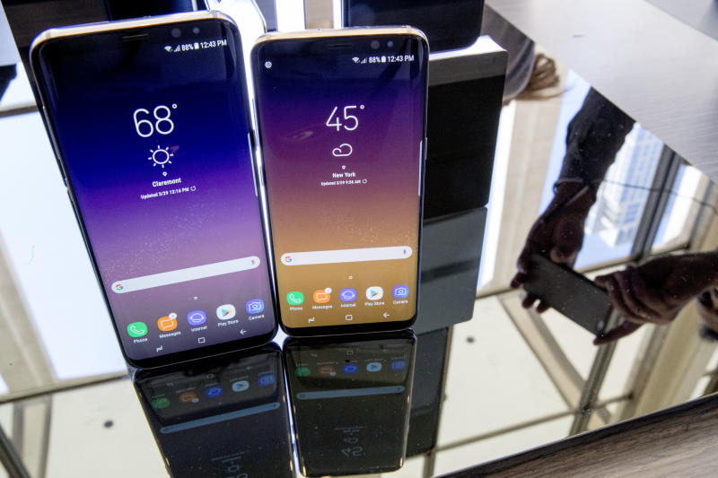 Samsung Galaxy S8+ Sales Expected To Be Higher Than The Regular S8