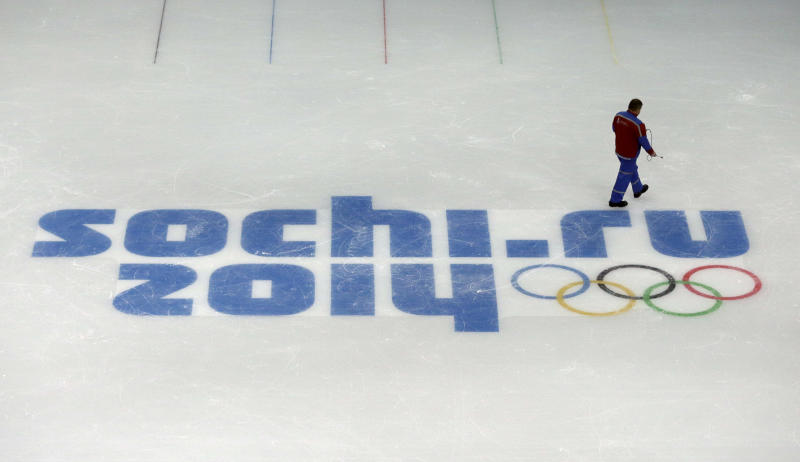 Olympic host Russia coming out of doping doghouse