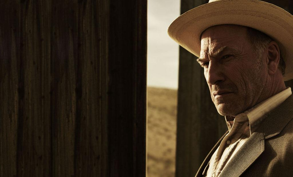 """Ted Levine as Lt. Hank Wade in FX's """"The Bridge."""""""