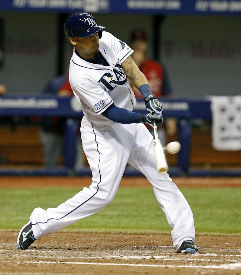 Rays end 31-inning scoring drought, beat Cards 6-3