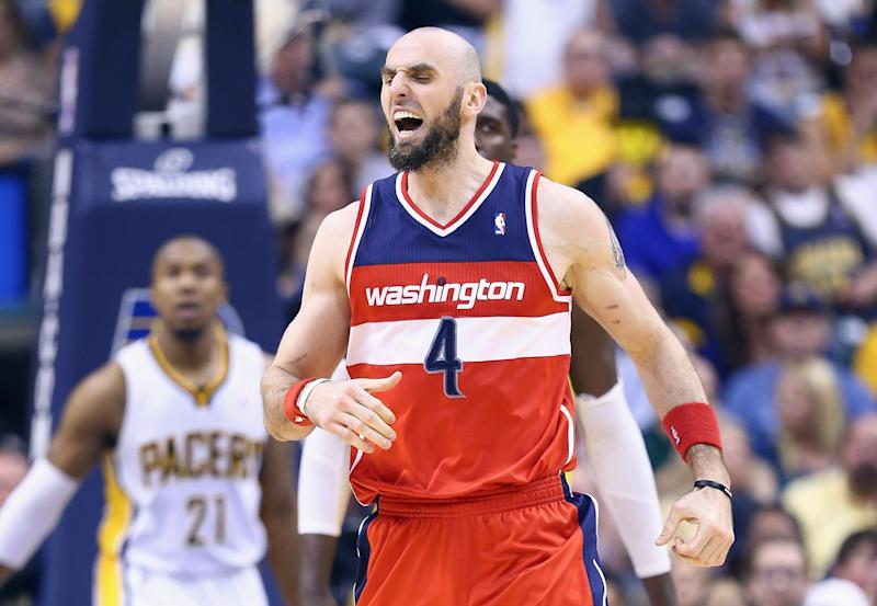 Washington Wizards v Indiana Pacers - Game Five