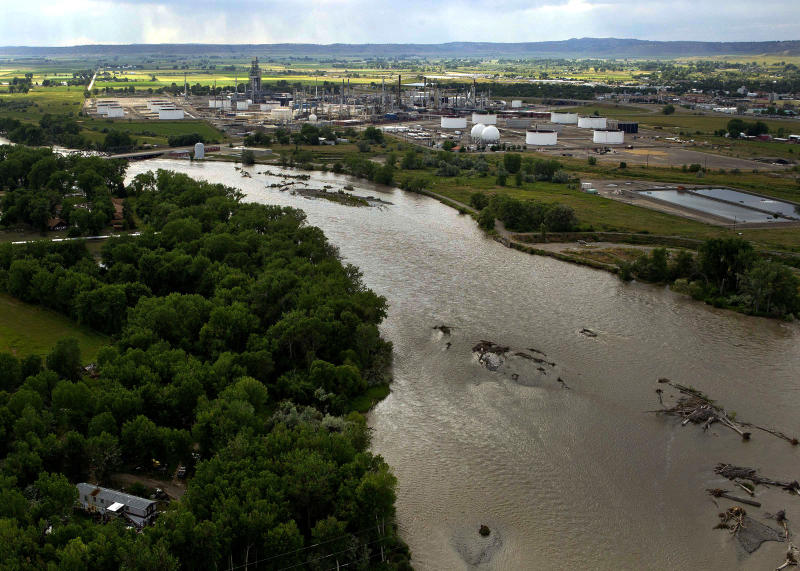 Montana, feds to seek damages from Exxon spill