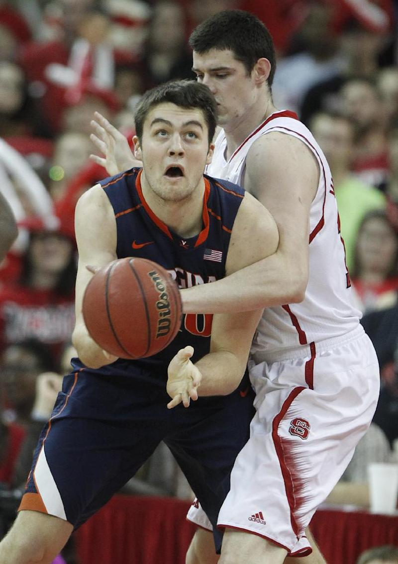 UVa stays perfect in ACC by routing NC State 76-45