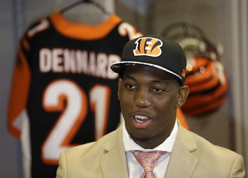 New Bengals CB Dennard tried to learn from Revis