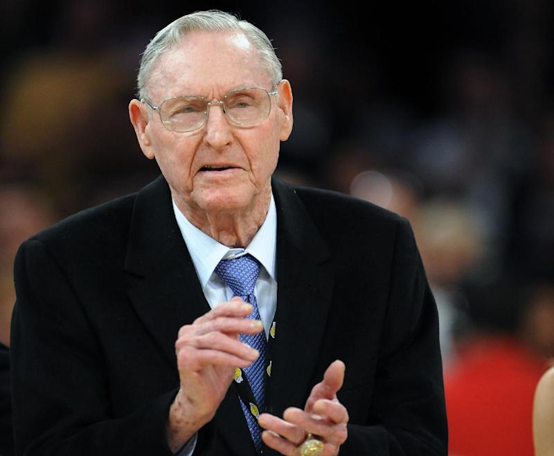 Hall of Fame coach, player Bill Sharman dies at 87