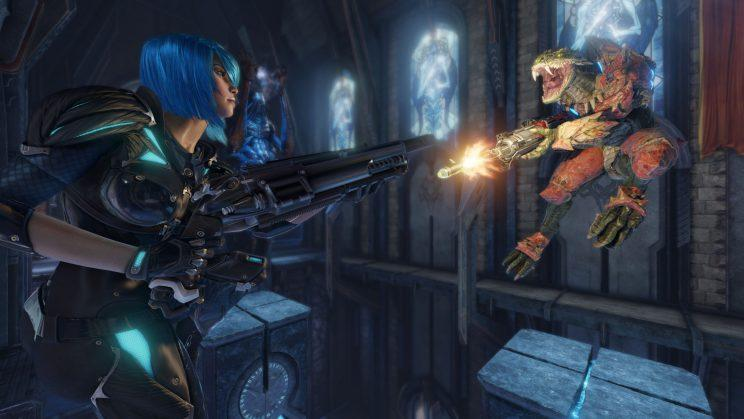 When is the Quake Champions release date?