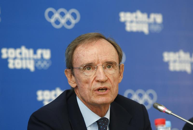 French ski great Killy resigns as IOC member