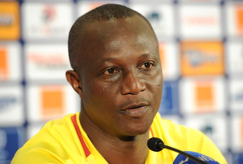 Black Stars suffer defeat to Egypt in World Cup qualifier