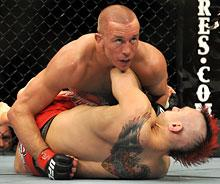 Mailbag: Criticizing GSP and Strikeforce