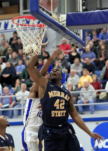 Wilson leads Murray State over Eastern Illinois