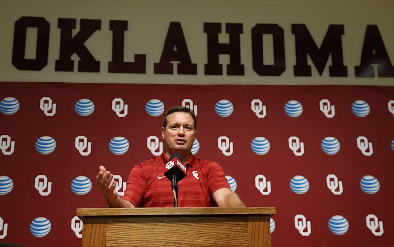 Young CB Sanchez a leader for Sooners