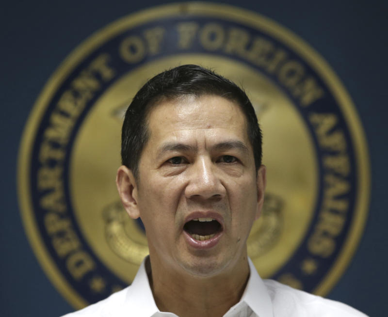 Manila: China set impossible conditions for visit
