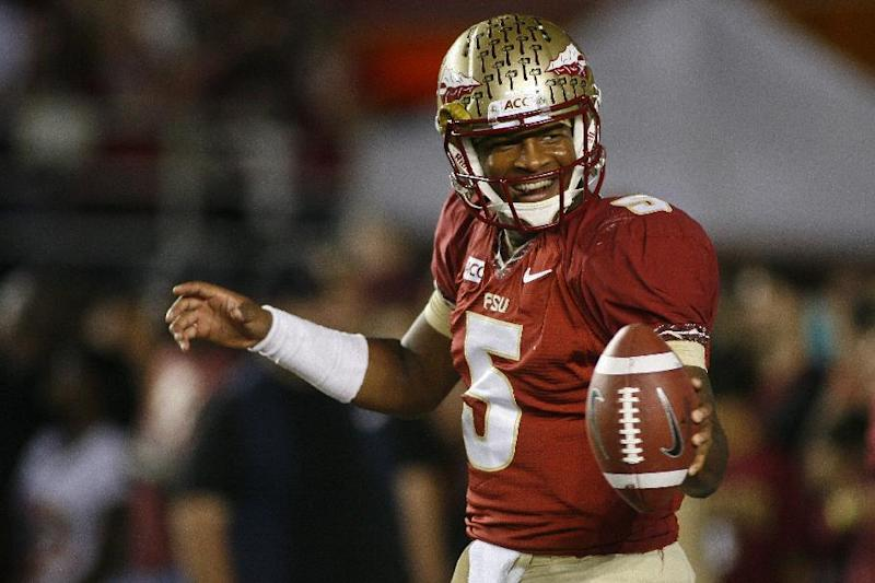 Florida State QB Winston wins Davey O'Brien Award