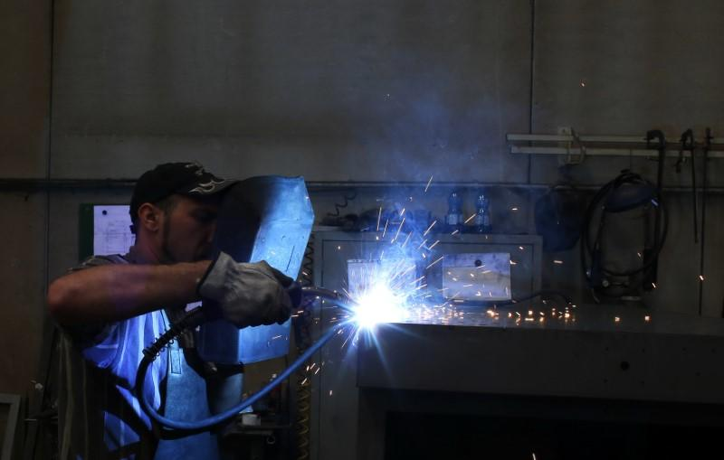 India's manufacturing sector expands in March: PMI