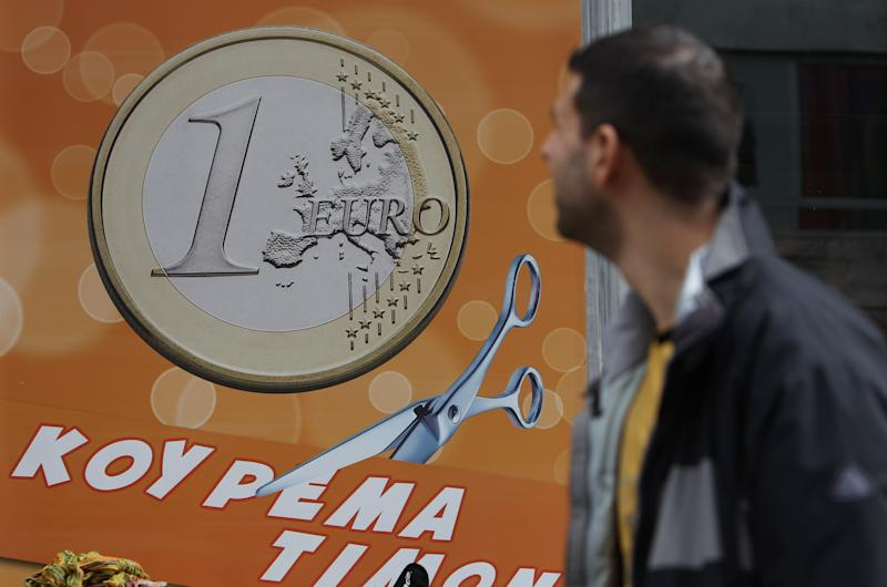 Greece, markets upbeat on bond swap deal