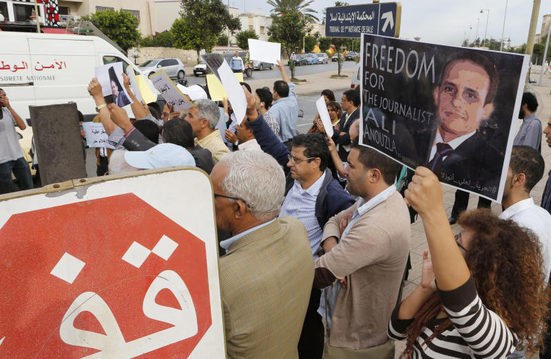 Moroccan editor's case spurs press freedom fears