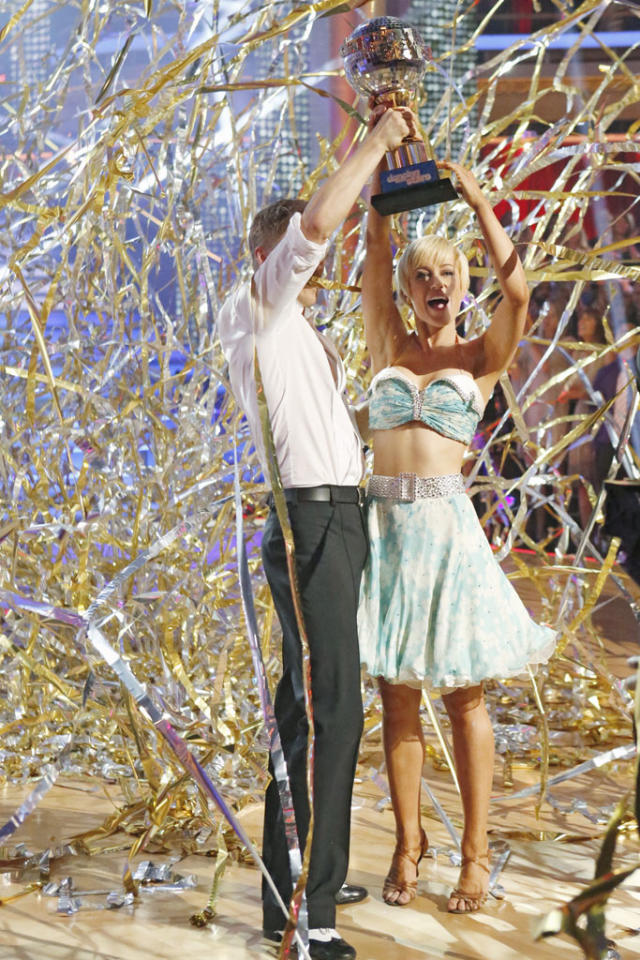 """""""Episode 1610A"""" - After 10 weeks of entertaining, Kellie Pickler and Derek Hough were crowned """"Dancing with the Stars"""" Champions. on the two-hour Season Finale of """"Dancing with the Stars the Results Show."""""""