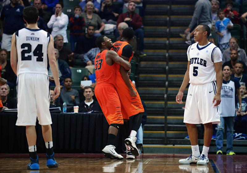 Smart has 17, No. 5 OSU beats Butler 69-67