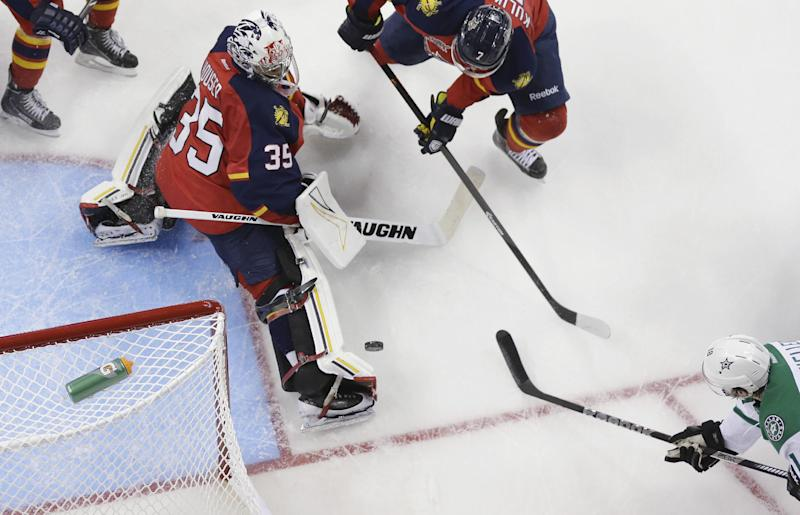 AP Source: Florida Panthers sold to NY businessman