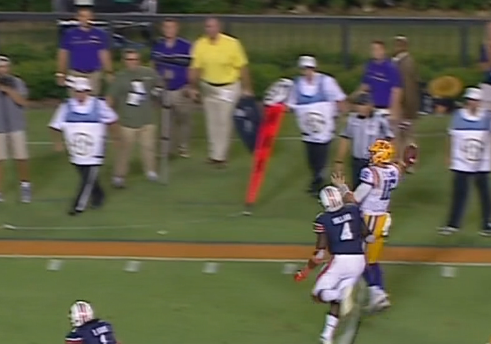 No. 18 LSU visits a struggling Auburn team desperate for win