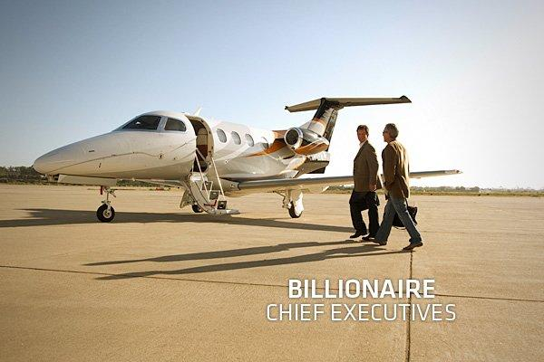 Photos: The world's richest CEOs