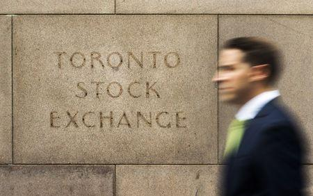 Toronto stock market shows modest gain