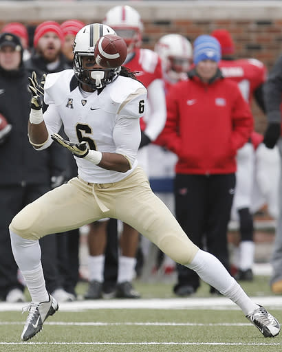 UCF gets frigid win at SMU with BCS bid in hand