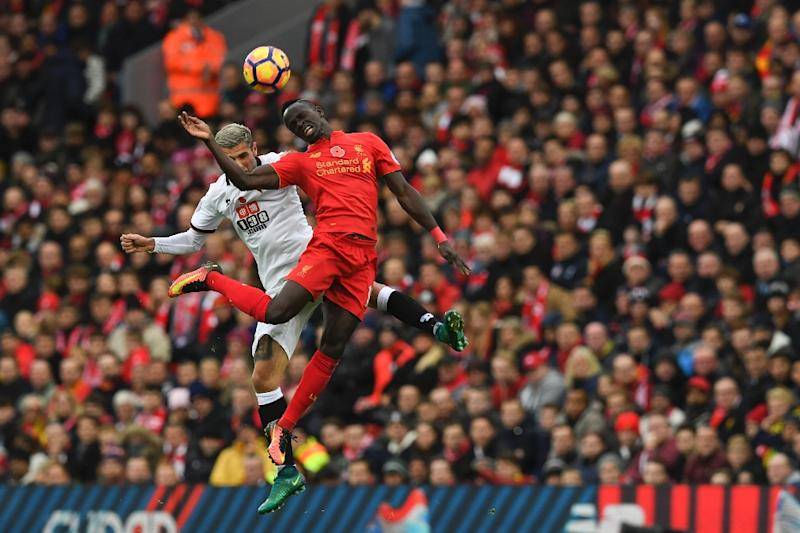 Liverpool goes top of EPL, United ends 4-match winless run