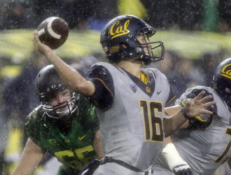 Goff to be back at controls against Washington St