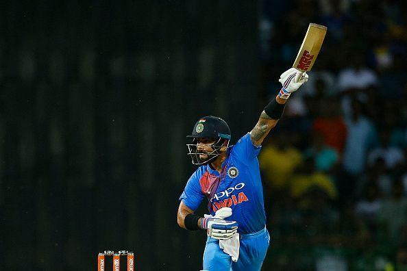 Kohli becomes 2nd highest run-getter in T20Is