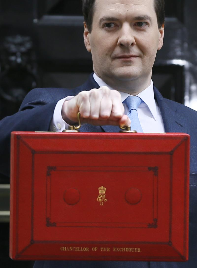 UK official delivers another austere budget