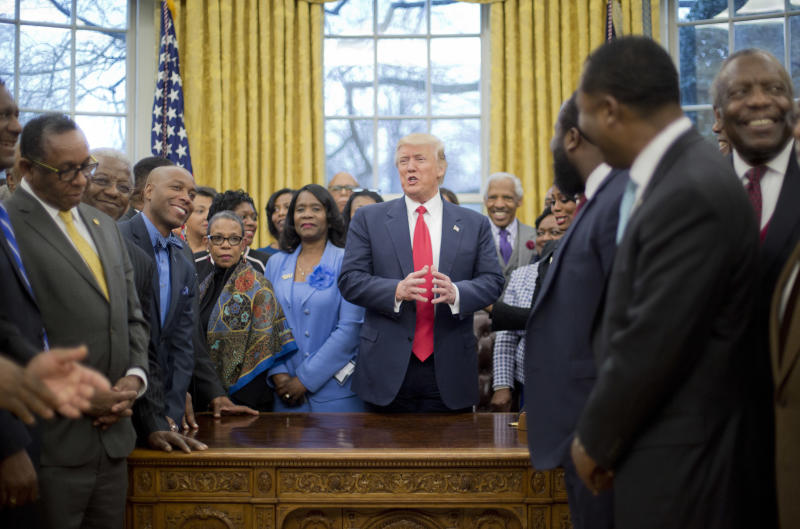 trump signs executive order historically black colleges